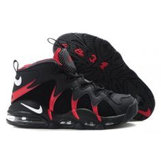 Nike Air Max CB34 Black/Red Basketball shoes on sale for USA - Nike Air Max CB34 shoes - All Star Kobe NBA