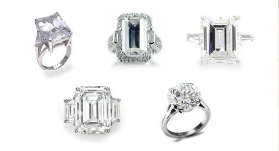 Os 5 anéis de noivado mais valiosos do mundo #amor #love #casamento #noivado #engagement #anel #ring #luxo #luxury #diamantes