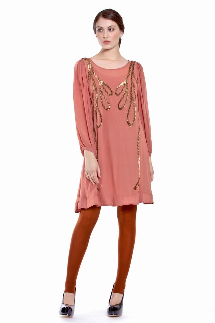 Ms Bow Jangles Dress