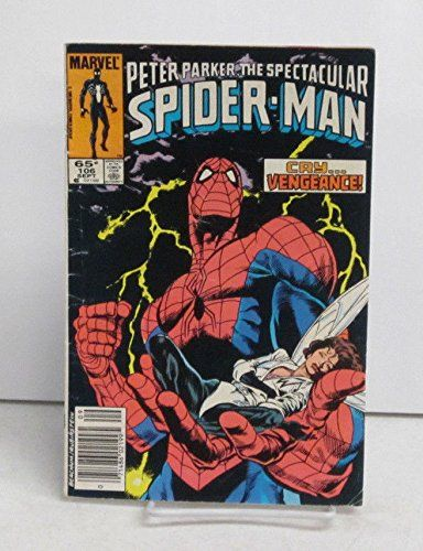 Peter Parker The Spectacular Spider-Man #106 @ niftywarehouse.com #NiftyWarehouse #Spiderman #Marvel #ComicBooks #TheAvengers #Avengers #Comics