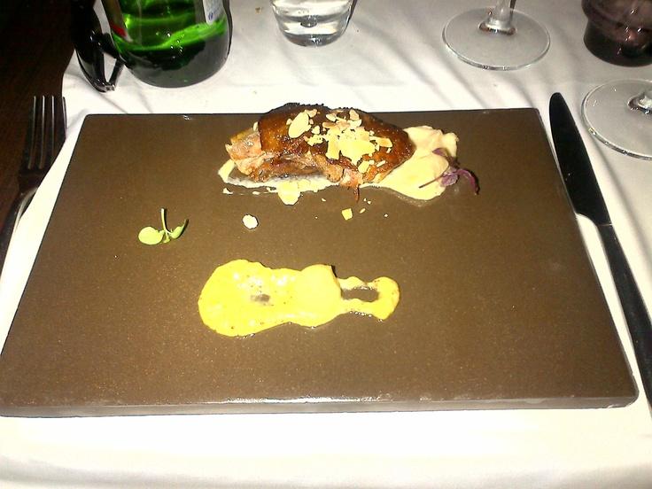 Tasty food @ Restaurant homa