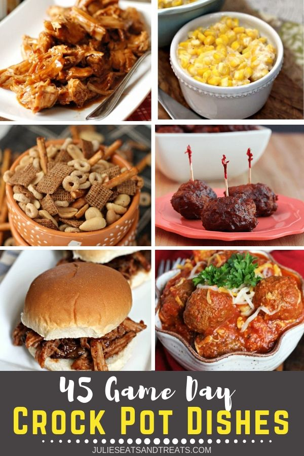 8 Great Game Day Recipes that cRock! - Recipes That Crock!