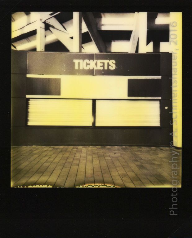 """Tickets  @ TIVOLI 