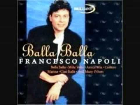 ITALO DISCO - Francesco Napoli - Santa Lucia Ciao 1987. - YouTube
