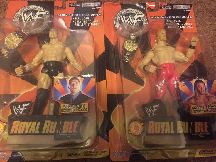 WWF Jakks Pacific Royal Rumble Series Chris Jericho and William Regal - http://bestsellerlist.co.uk/wwf-jakks-pacific-royal-rumble-series-chris-jericho-and-william-regal/