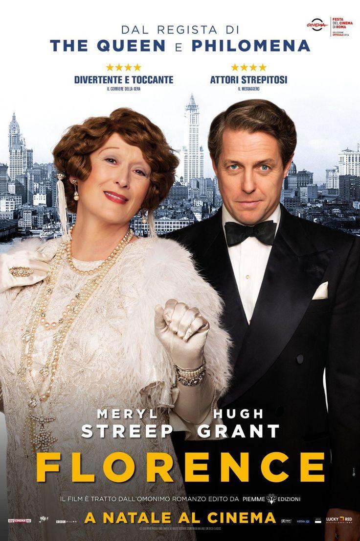 Florence film completo del 2016 con Hugh Grant e Meryl Streep in streaming HD gratis in italiano, guardalo online a 1080p e fai il download in alta definizione.