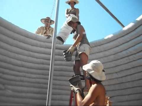 56 Earthbag Building Videos
