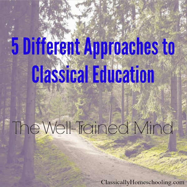 The Well-Trained Mind laid out a vision for classical education which has inspired many families.