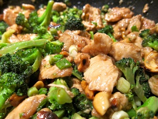 : Sweet, Sour, and Spicy Stir-Fried Orange Chicken with Broccoli ...