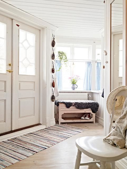 136 best Scandinavian Country Interiors images on Pinterest | Home ...