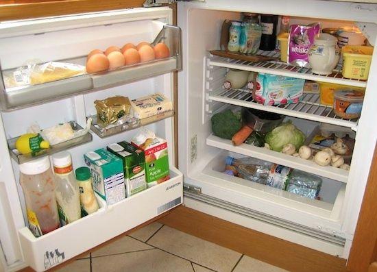 Réfrigérateur ©Ian Hampton CC BY-NC-SA 2.0