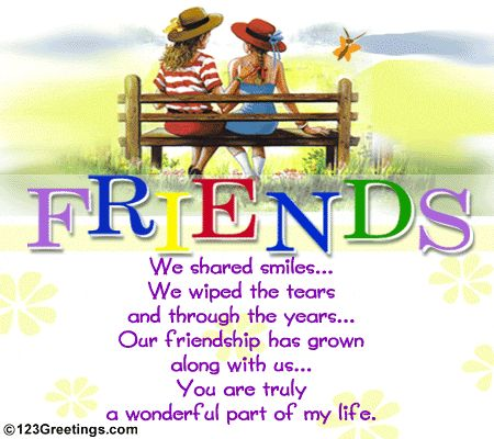 Happy Birthday Best Friend Quotes | heart warming thought to share with your best friend.