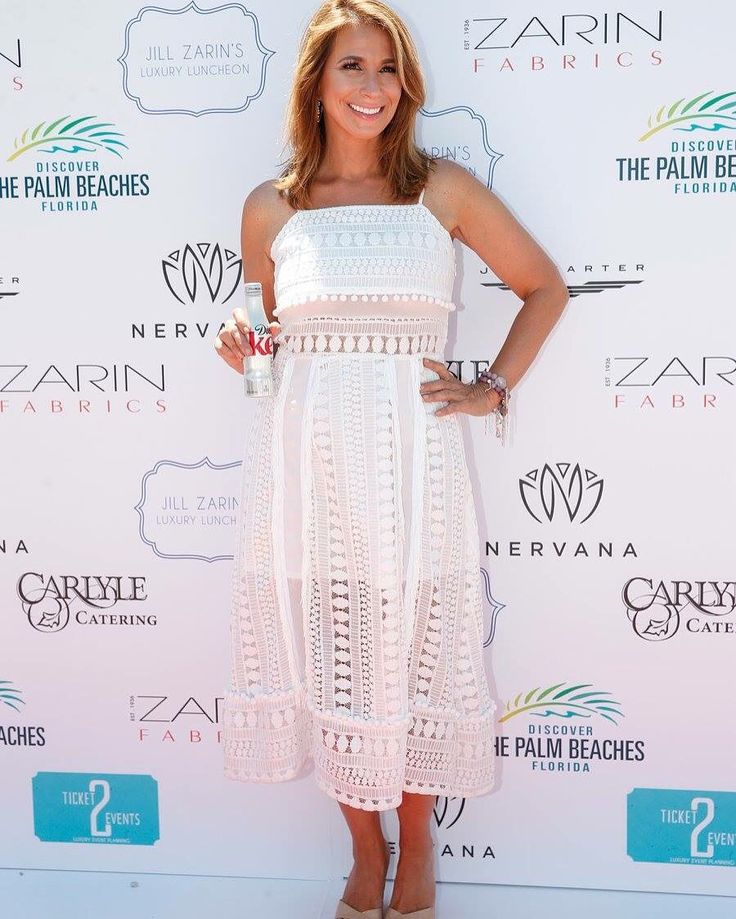 Real Housewives of New York's Jill Zarin in LOVEthirteen