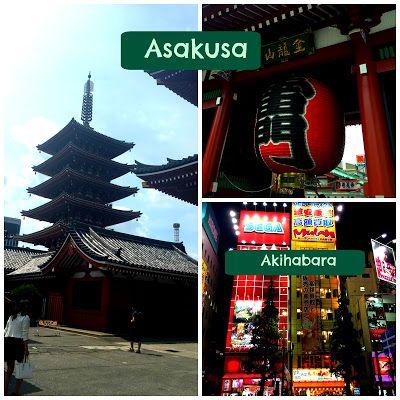 Asakusa Akihibara Tokyo