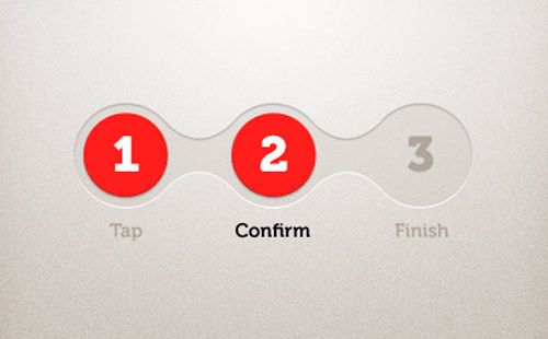Creative Progress Bars: 50+ Examples And PSDs