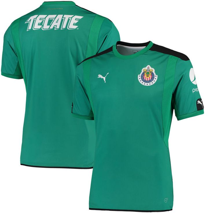 Chivas Puma Away Replica T-Shirt - Green