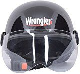 Wrangler WRR_017 Beetle Open Face Helmet (Black L)Wrangler629% Sales Rank in Car & Motorbike: 299 (was 2182 yesterday)(11)Buy: Rs. 454.0010 used & new from Rs. 454.00 (Visit the Movers & Shakers in Car & Motorbike list for authoritative information on this product's current rank.)