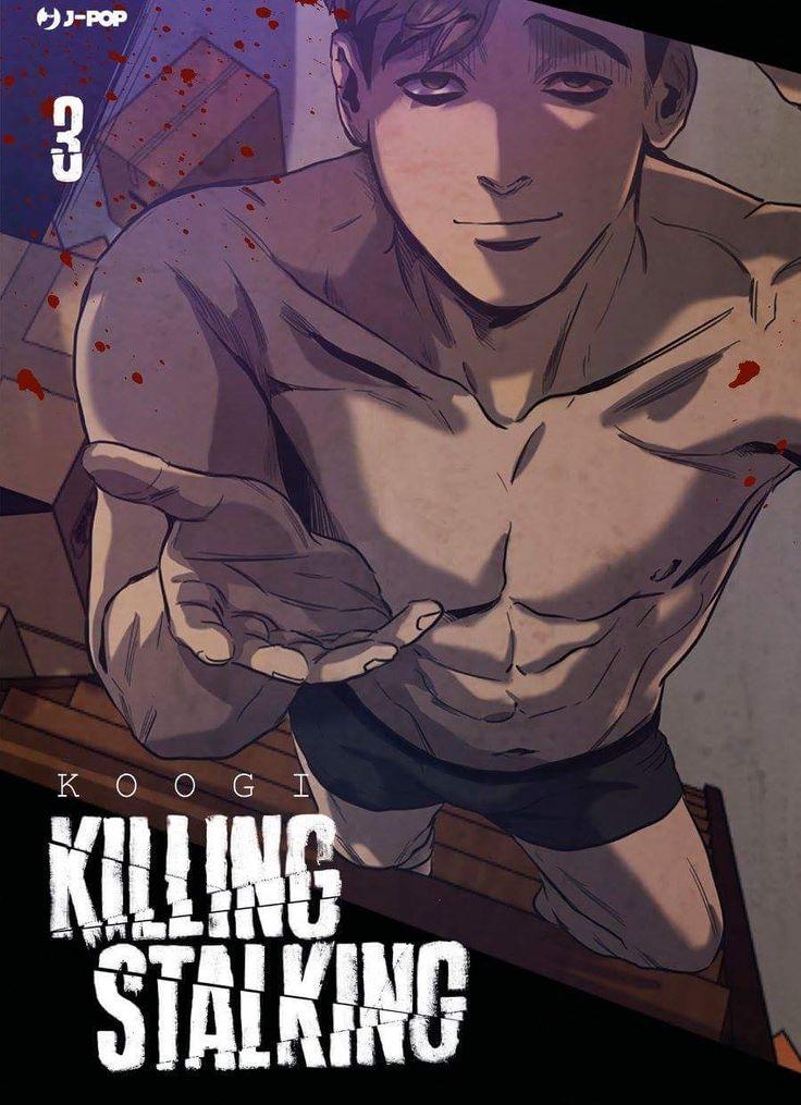 Pin em Killing Stalking♡