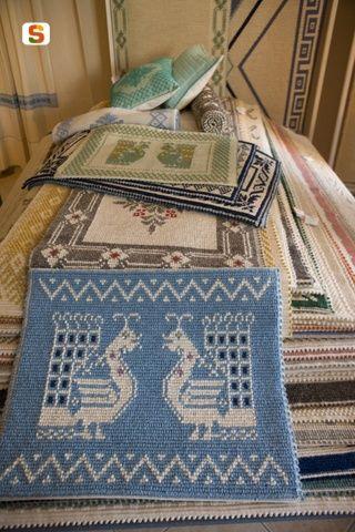 Villamassargia, Sardegna, Tappeti, Carpet, Rug, Sardinia.