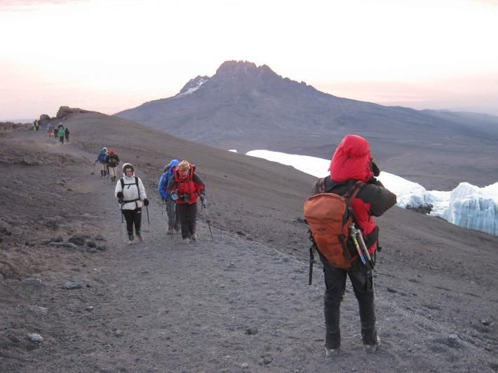 Mt Kilimanjaro Rongai Route - 9 day expedition