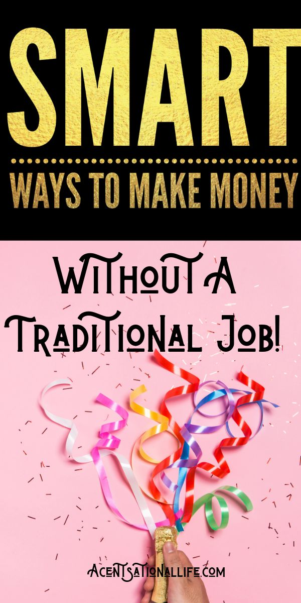 21 Smart Ways To Make Money WITHOUT A Job! – Money Saving Bloggers