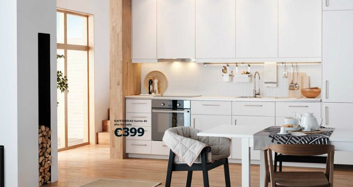 Catálogo de cocinas IKEA 2015