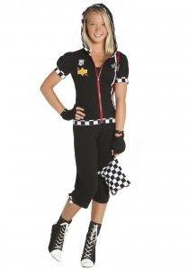 Race Car Driver Costume Kids