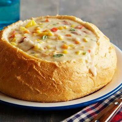 Corn and Cheese Chowder - Pioneer Woman