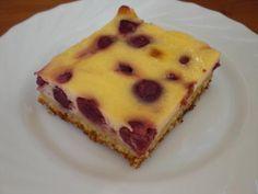Rezept: Saftiger Kirsch-Schmand-Kuchen vom Blech Bild Nr. 23