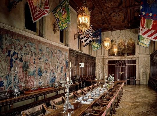 Hearst Castle!Dining Rooms, Grand Dining, Grand Room, Room Tours, Dreams Places, Castles Room, Tours Details, Castles Dining, Hearst Castles
