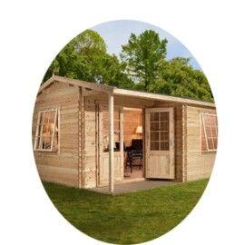 Costruzioni in legno: i vantaggi delle case in legno  Una casa in legno può farti sentire più sicuro e può aiutarti ad essere eco-friendly.