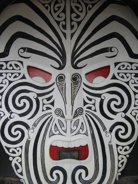 Maori Art & Symmetry