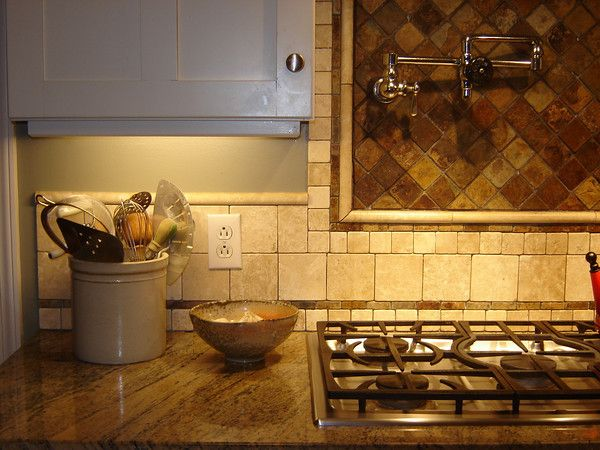 tiles in kitchen design travertine tile backsplash tumbled marble subway tile 6228