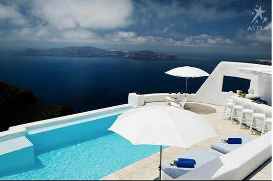 Astra Suites, Santorini- Greece Photo by Rosangela Braganca