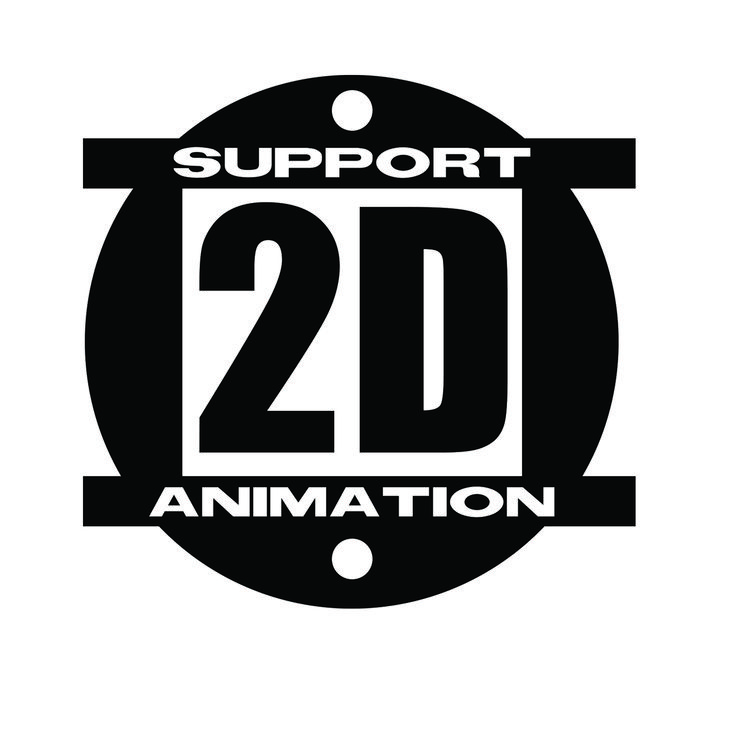 ^_^ WE SUPPORT ALWAYS THE 2D ANIMATION, I BELIEVE IT ❤ (3300x3300)