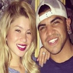 Boxer Victor Ortiz, who competed on Dancing with the Stars, and starred in the Expandables 3 is currently dating yoga fan and model Angela Vargas.