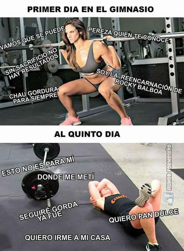 dietas para ir al gym mujer