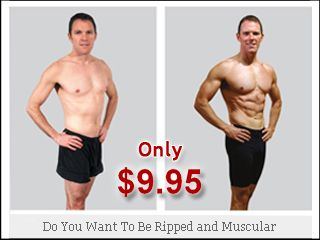 """The Truth About Muscle Building. For most guys, packing on muscle WITHOUT fat seems almost impossible. UNLESS you use this one simple """"trick"""" that I stumbled upon. You want a muscular body, don't you? You want ripped abs, right? You want the body that makes your friends jealous. You want the body girls talk about."""