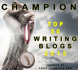 Top 50 Writing Blogs for 2015 | Positive Writer