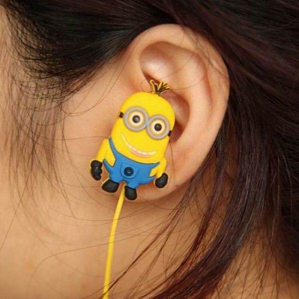 Çılgın Hırsız Minion Kulakiçi Kulaklık