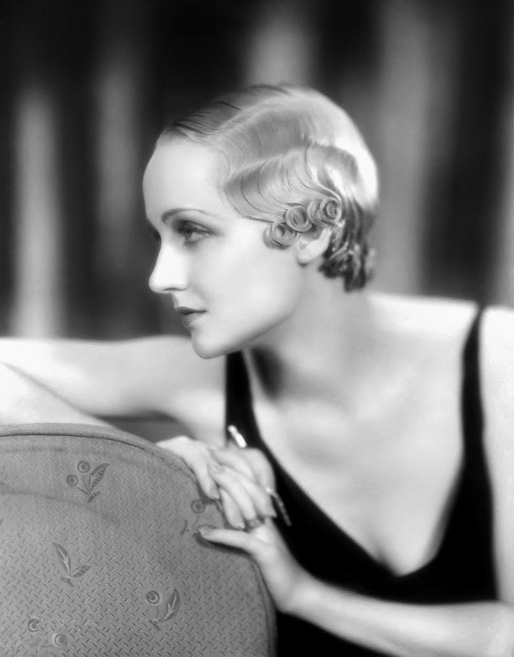 carole lombard | early 1930s | #vintage #1930s #hair #makeup