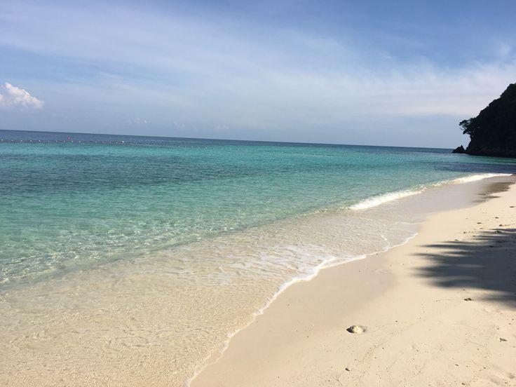 An island outside Ban Phe