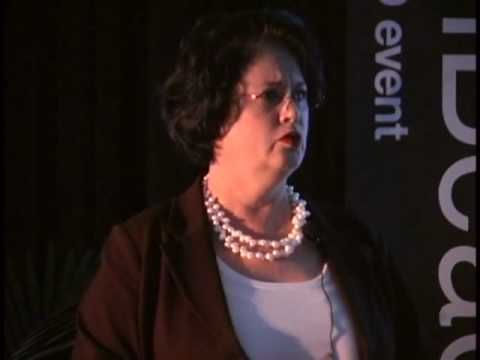 """2010 TEDx, Linda Reinstein, """"Turning Anger into Action"""