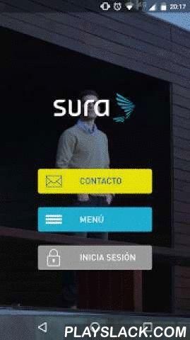 SURA Clientes  Android App - playslack.com ,  A través de la APP SURA Clientes podrás solicitar de manera rápida que te llamen, agendar una cita, enviar un correo o llamar para consultar cualquier información relacionada con sus productos de ahorro e inversión desde tu dispositivo. Si eres cliente de Afore e Inversiones podrás consultar tu saldo al día en todo momento y tener acceso a más detalles de tu ahorro e inversión con SURA. Programa tu ahorro con Afore SURA fácilmente y ten a la mano…