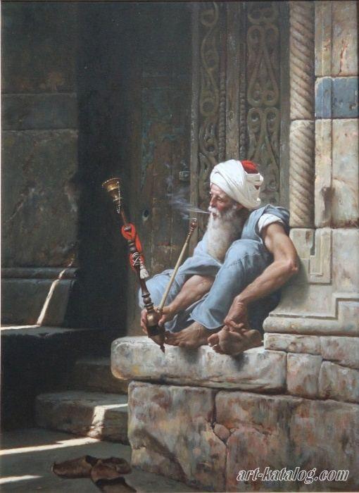 Nargile Kültürü | Tarihsel Resimler