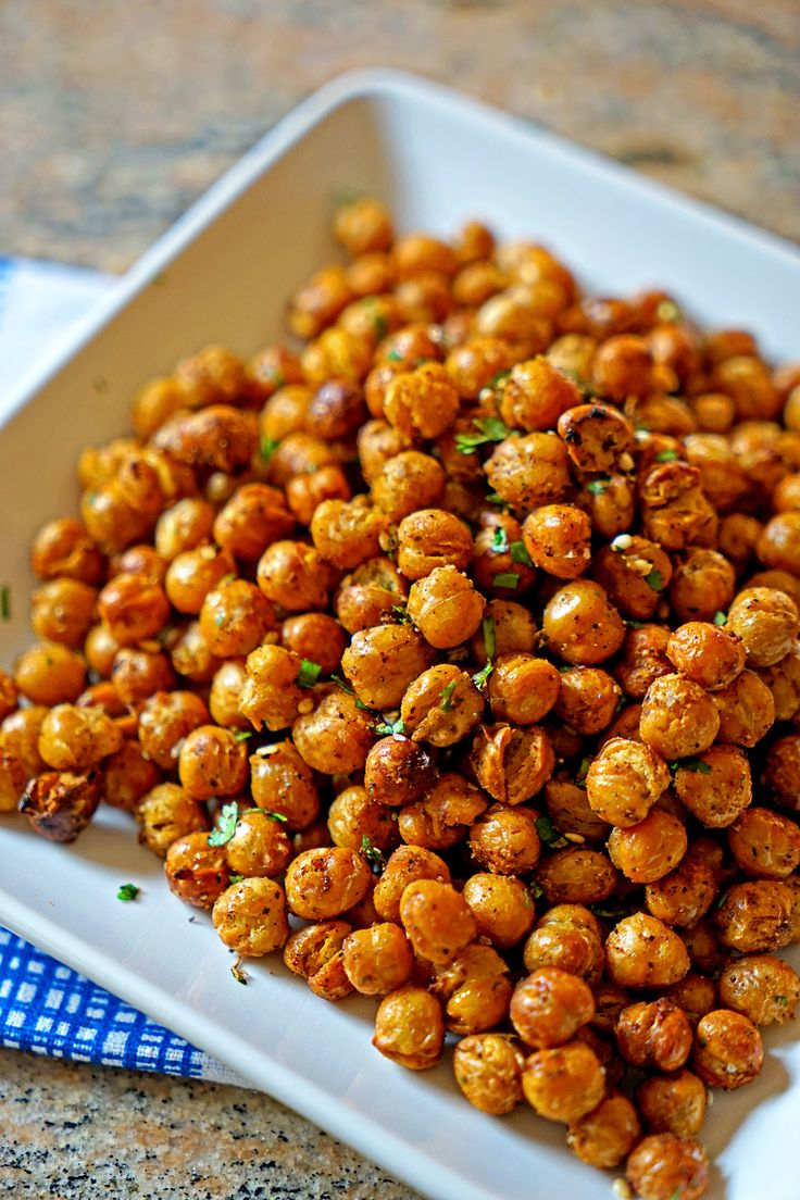 Turkish Roasted Chickpeas - I make my Turkish Roasted Chickpeas spice blend from some beautifully aromatic spices that include toasted cumin, black and pink peppercorns, oregano and Turkish bay leaf, sweet paprika, cayenne pepper and sumac...