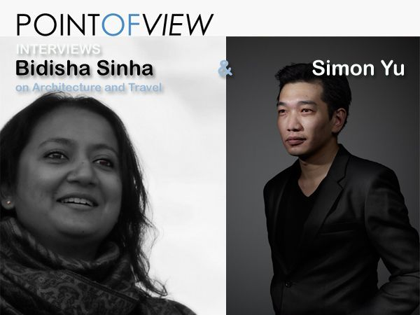 Point of View interviews BIDISHA SINHA & SIMON YU, of Zaha Hadid Architects, on ArchiTecture and Travel.  The whole interview at the Point of View website: http://www.architravel.com/pointofview/interview/bidisha-sinha-simon-yu-on-architecture-and-travel/