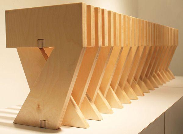 Seven Bench By Tyler Joseph, Via Behance