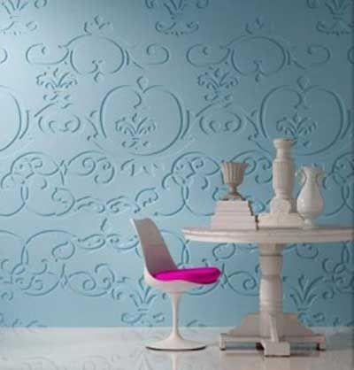 407 best paredes decoradas images on pinterest wall - Paredes decoradas ...