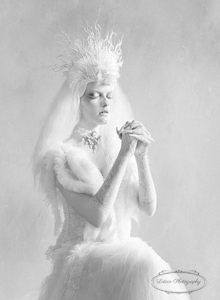 """Orison"" The prayer Snow Queen http://www.lutecephotography.co.nz/site/#/home/"